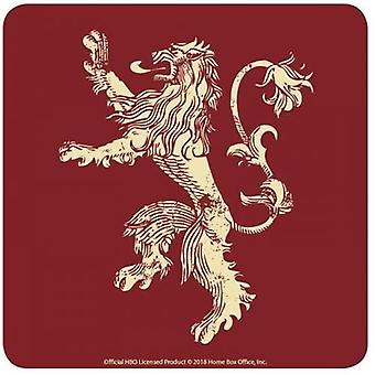Lannister officielle Game of Thrones Coaster