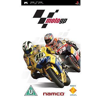 Moto GP (PSP) - Uutena