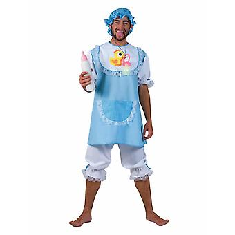Baby Giant Baby Men's Costume Infant Toddler Mens Costume
