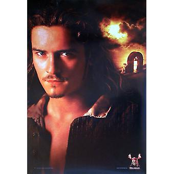 Pirates Of The Carribean: Dead Man-apos;s Chest (Bloom Reprint) Réimpression Poster
