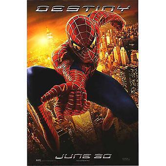 Spiderman 2 (Destiny Reprint) Reprint Poster