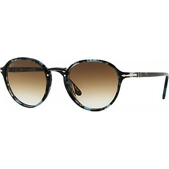 Persol 3184S Combo Evolution Blue Scale/Grey Brown Degraded