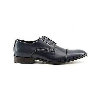 Made in Italia - Shoes - Lace-up shoes - MARCEL_BLU - Men - midnightblue - 46