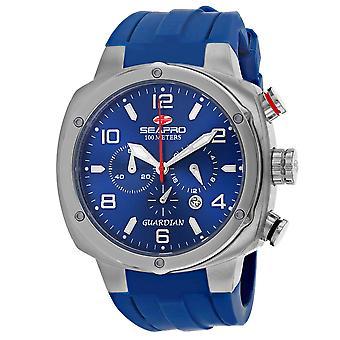 Seapro Men's Guardian Blue Dial Watch - SP3343