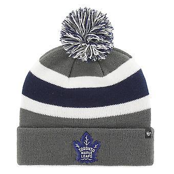 47 Brand Knit Winter Hat - BREAKAWAY Toronto Maple Leafs