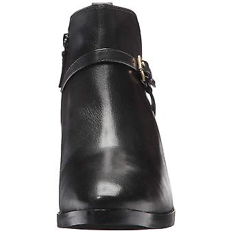 Cole Haan Womens Etta Leather Pointed Toe Ankle Chelsea Boots