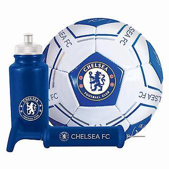 切尔西足球俱乐部签名足球礼品套装