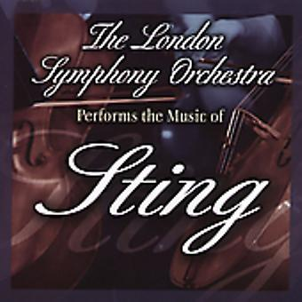 London Symphony Orch - Performs Music of Sting [CD] USA import