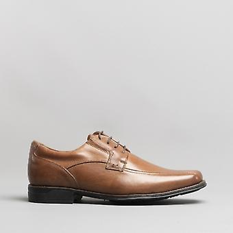 Anatomic & Co. Formosa Mens Leather Formal Shoes Pinhao