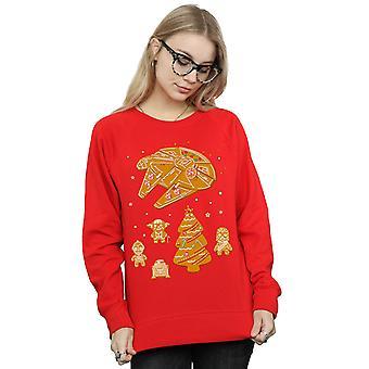 Star Wars Women's Gingerbread Rebels Sweatshirt