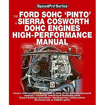 How to Power Tune Ford SOHC Pinto and Sierra Cosworth DOHC by Des Hammill