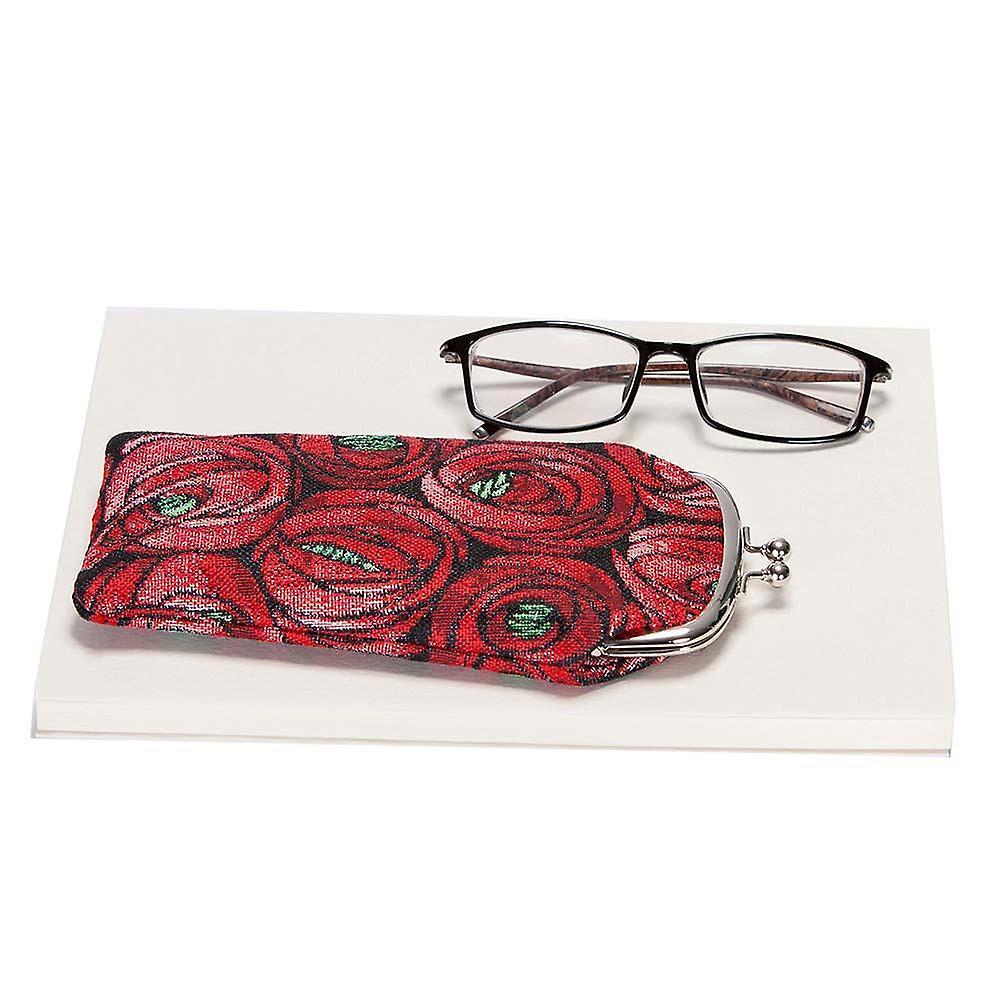 Mackintosh-Rosen-und Tränengläser Beutel von signare tapestry/gpch-rmtd