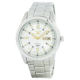 Seiko 5 Automatic 21 juveler Japan Made SNKN11 SNKN11J1 SNKN11J män ' s Watch