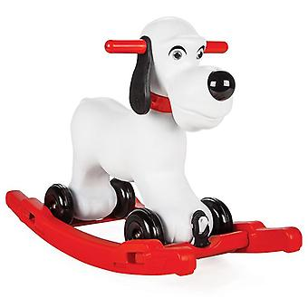 Pilsan Rocking Dog 07913, Rocking Dog et Slider 2 en 1 plastique