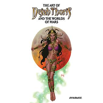 The Art of Dejah Thoris and the Worlds of Mars Vol. 2 HC by Dynamite & Dynamite