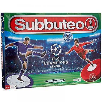 University Games Subbuteo UEFA Champions League Game