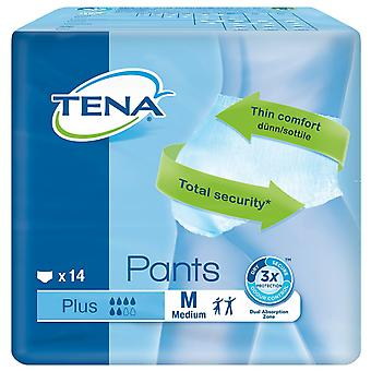 Tena Pants Plus Diapers 14 uds