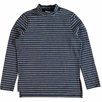 Name it Blue Girls T-Shirt Nitjimali Name-It