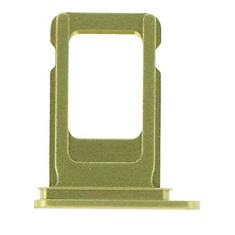 Gelbe SIM-Karte Tablett für iPhone 11 | iParts4u