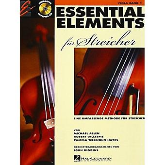 ESSENTIAL ELEMENTS FR STREICHER FR VIOLA