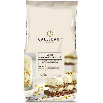 Callebaut White Chocolate Mousse Powder Mix