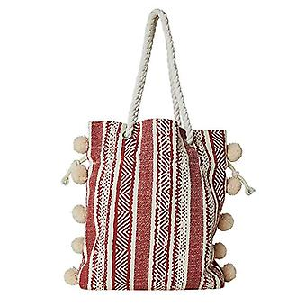 Joe Browns Gozo Pompom Bag Women's Back bag Red Multi One Size