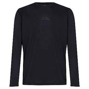 Oakley Mens 2021 Treinamento Fundacional Wicking LS Tee T-Shirt