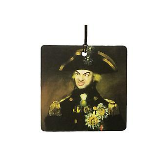 Bean Lord Nelson Car Air Freshener
