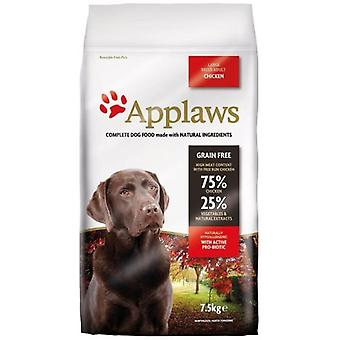 Applaws Chicken Adult Large Breed (Dogs , Dog Food , Dry Food)
