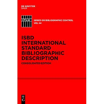 ISBD International Standard Bibliographic Description by ISBD Review Group