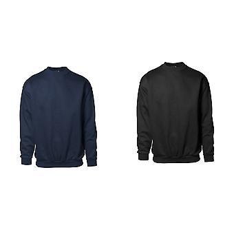 ID Unisex klassische Unisex regelmäßige passend Rundhals Sweatshirt