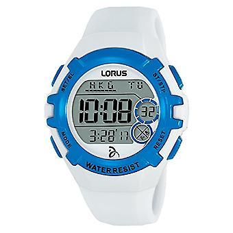 Lorus Digitální hodiny Unisex dospělý se silikonovým popruhem R2393LX9