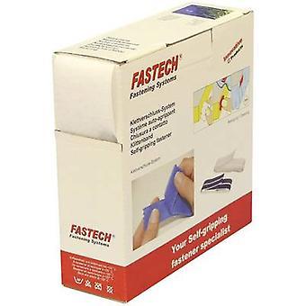 FASTECH® B50-STD-L-000010 Haak-en-lus tape naai-op Hook pad (L x W) 10 m x 50 mm Wit 10 m