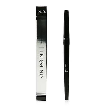 PUR (PurMinerals) On Point Eyeliner Pencil - # Heartless (Negru) 0.25g/0.01oz