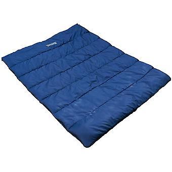 Regatta Maui Double Rectangular Warm Two Season Sleeping Bag ideal for Camping