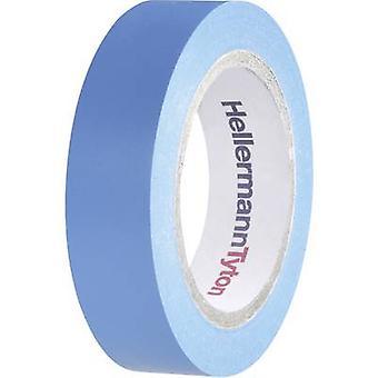 """הלרמטיטון הלאטקוף Flex 15 710-00100 סרט חשמלי הלאטקוף Flex 15 כחול (L x W) 10 m x 15 מ""""מ 10 m"""