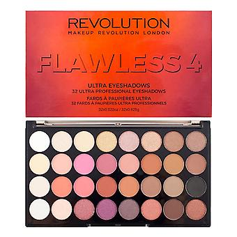 Makeup Revolution Ultra Eyeshadow Palette - Flawless 4