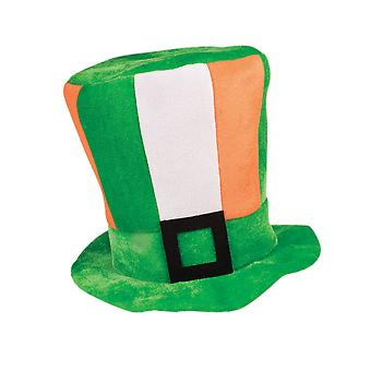 Bristol Novelty St Patricks Day Flag Hat