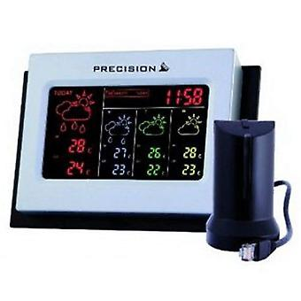 Precision 4 Day Forecast Weather Station Alarm Clock AP038