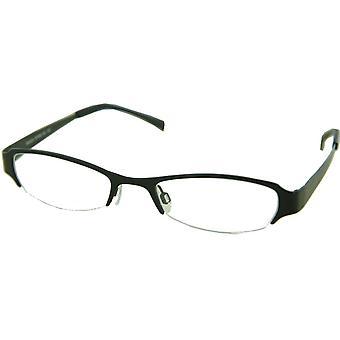 Fossil Brille Brillengestell Toluca schwarz OF1095001