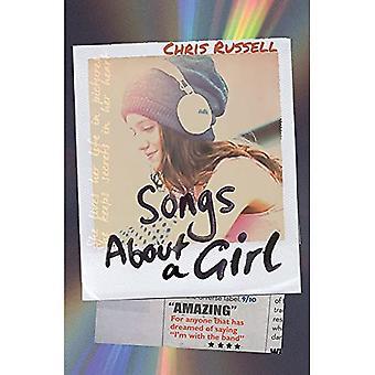 Liederen over een meisje: boek 1 van een vriend Zoella boekenclub 2017