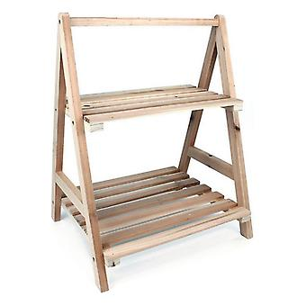 Shelves Confortime Wood (36 X 30 x 46,5 cm)