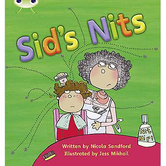 Bug Club Phonics Set 01-02 Sid's Nits by Nicola Sandford - 9781408260