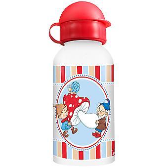 STEINBECK ZWERGE Children's aluminium water bottle 400 ml