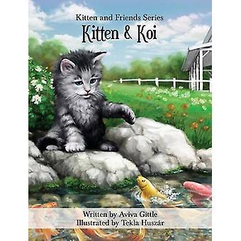 Kitten  Koi by Gittle & Aviva
