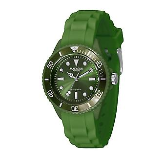 Unisex Watch Madison L4167-18 (34 mm)
