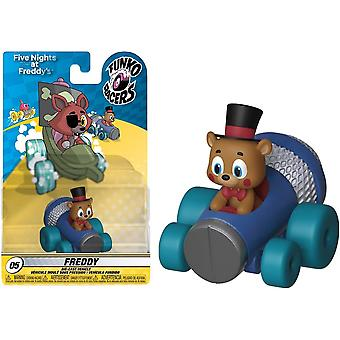 Funko Racers Five Nights at Freddy's Funtime Freddy 05 Metal
