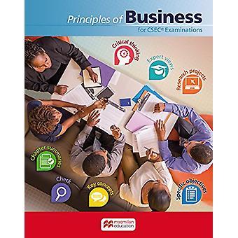 Principi di Business for CSEC (R) Esami Studente's Libro di Ma