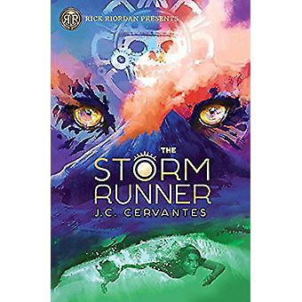 The Storm Runner by J. C. Cervantes - 9781368023603 Book