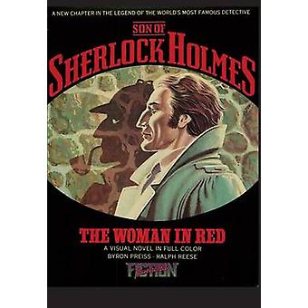 Fiction Illustrated - Woman in Red - Volume 4 by Byron Preiss - Ralph R